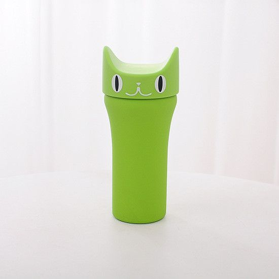 Stainless Steel Cat Thermos - BPA FREE