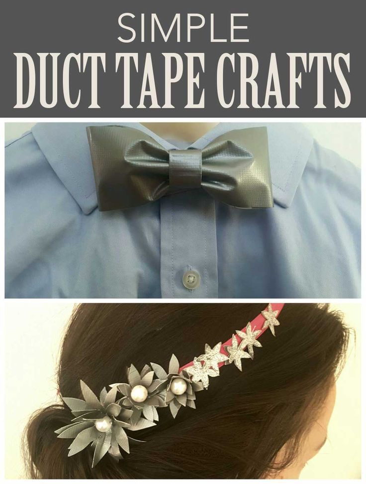 29 best images about duct tape crafts on pinterest for Super easy duct tape crafts
