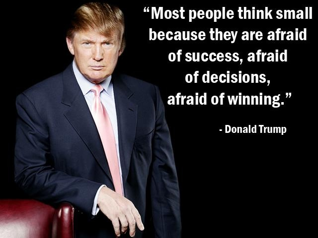 Trump Quotes: Famous Quotes By Donald Trump. QuotesGram