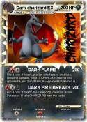 Dark charizard EX