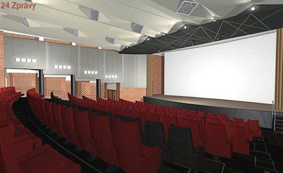 Vřelý vztah lidí ke kinu by podle radnice měla zajistit adopce sedaček