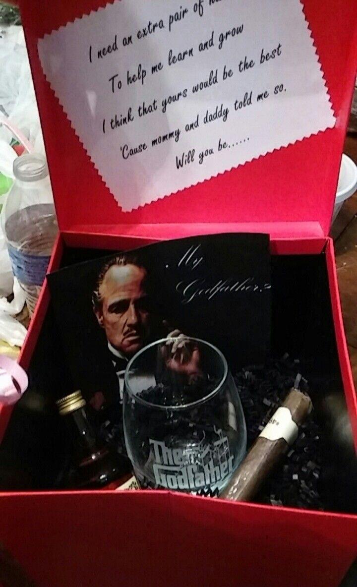Unique Godparent gift