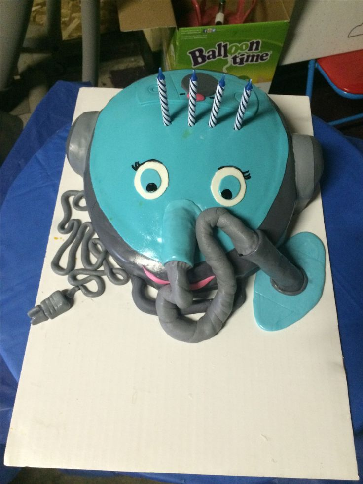 7 Best Vacuum Birthday Party Images On Pinterest Anniversary
