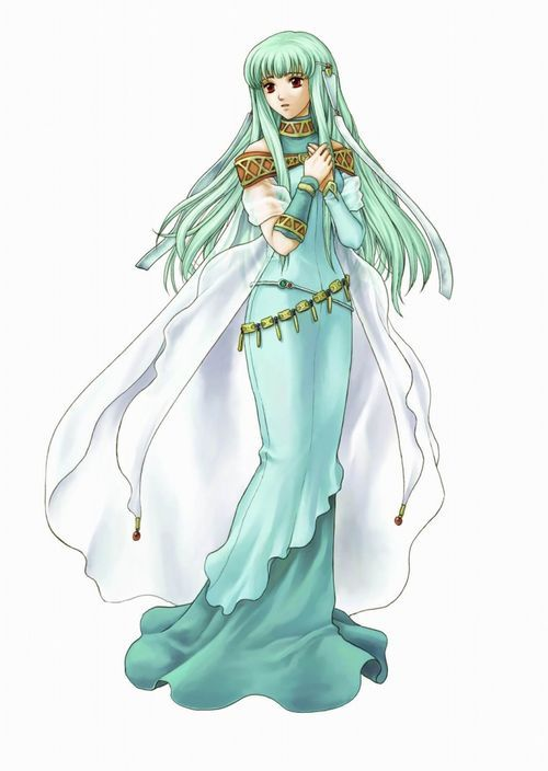 "Ninian GameFire Emblem: Rekka no Ken First SeenChapter 7: Siblings Abroad (joins in Chapter 20: New Resolve [Eliwood] or 21 [Hector]) Starting ClassDancer ""I don't think I'm really all that good at talking to people either..."" — Ninian in a support conversation with Florina Ninian (ニニアン, Ninian) is a playable character in Fire Emblem: Rekka no Ken. She is a quiet, sweet, beautiful, and polite dancer and the older sister of Nils. She appears in Fire Emblem: Rekka no Ken, but also appears as…"