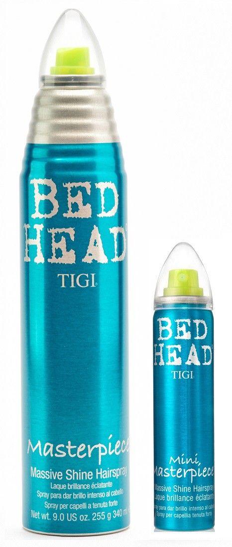Tigi Bed Head - Masterpiece Hairspray + Reisegröße
