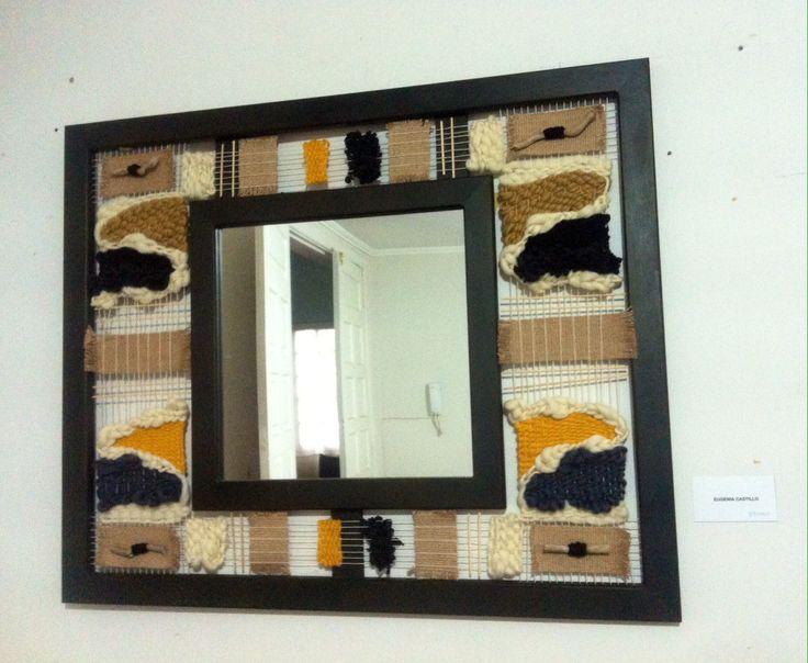 Espejo telar