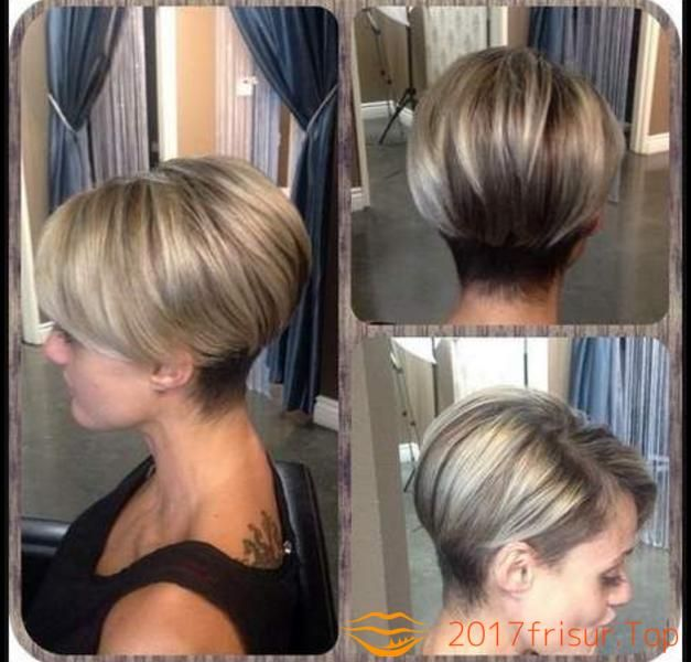 Kurzhaarfrisuren Frauen 2019 Frech Kurze Haare Styling