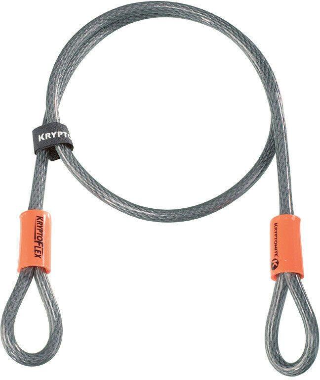 Sponsored Ebay Kryptonite Bike Lock Kryptoflex 410 Looped Cable