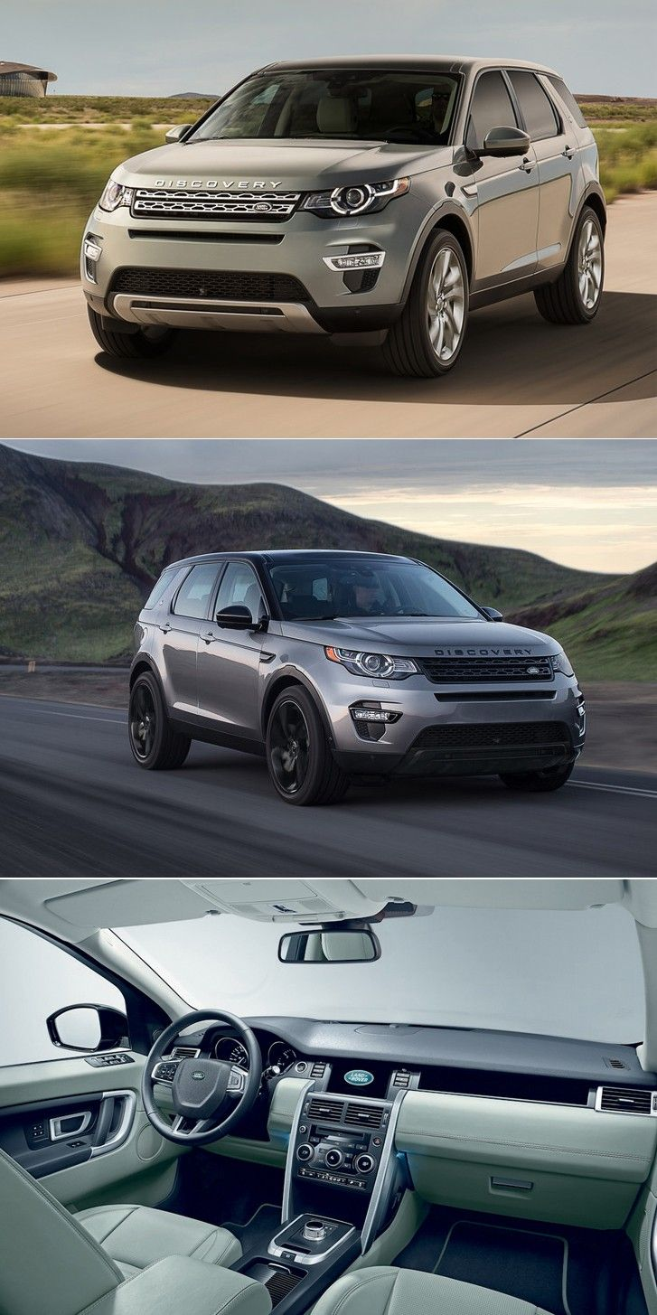 The all new pumped up land_rover discovery sport for details visit http land rover