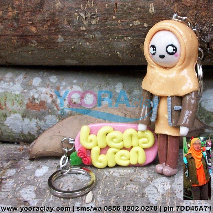 Clay Figure : Brena Bren