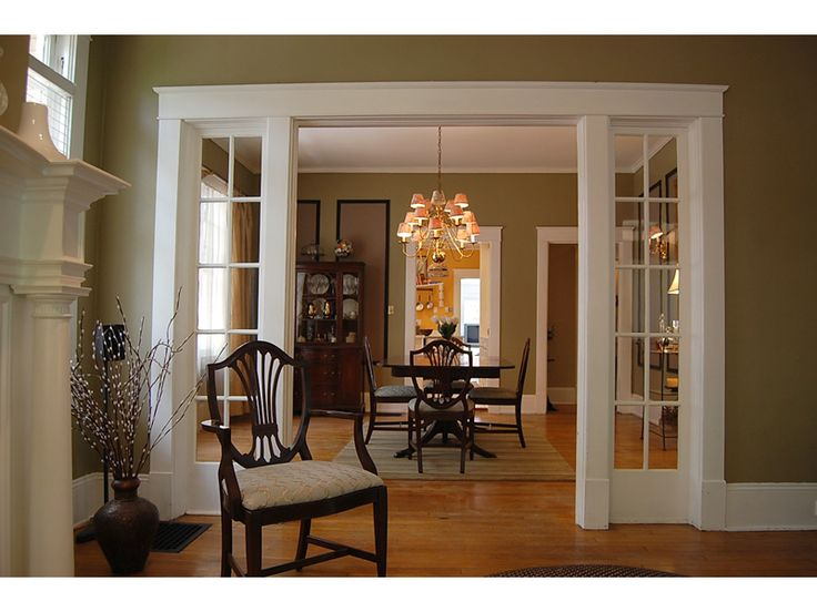 Image Result For Cased Opening With Transom Foyer Room