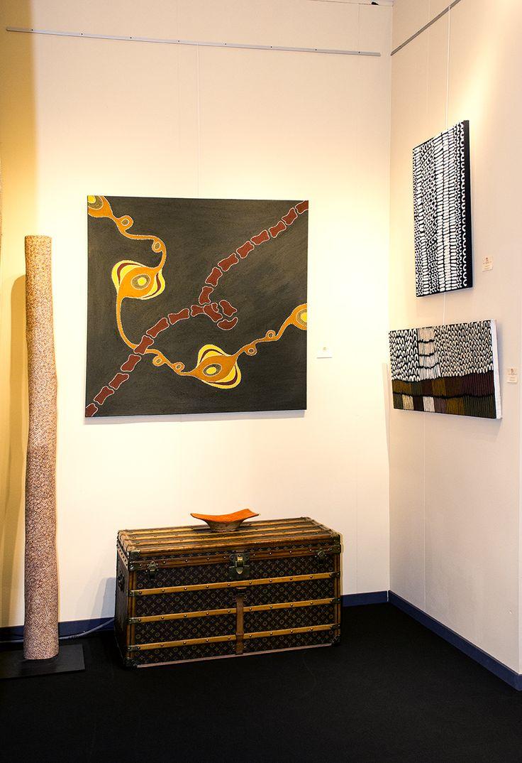 art-aborigene-Lena.  #Artaborigene #aboriginalart #australianart #artaustralien #indigenous #eurantica