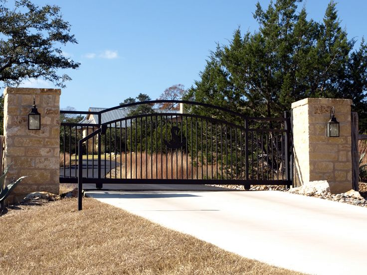 17 best images about entrance gates on pinterest for Ranch entrance designs
