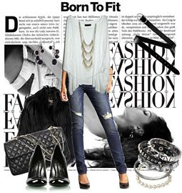 Born To FitFashion Outfit, Skinny Jeans, Fashion Ideas, Outfit Ideas, Style, Closets, Fabulous Fashion, Ideas Fashion, Entire Outfit