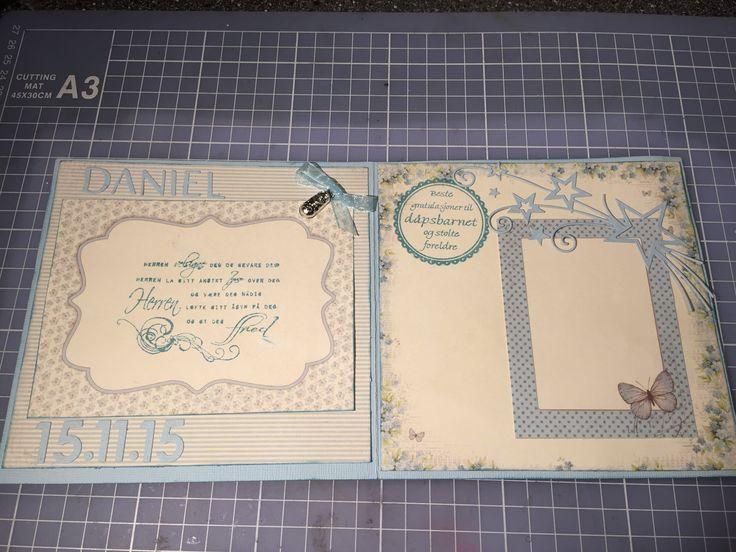 Inni korte til Daniel