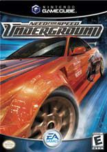 Boxshot: Need for Speed: Underground by Electronic Arts