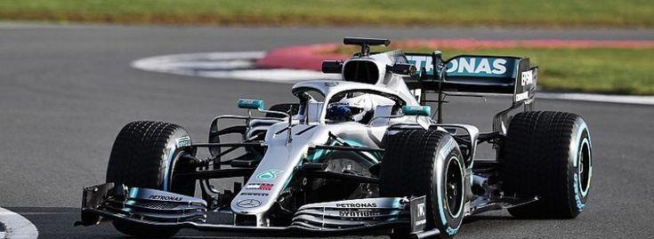 Formule 1 2019 Présentation des monoplaces Mercedes, Red