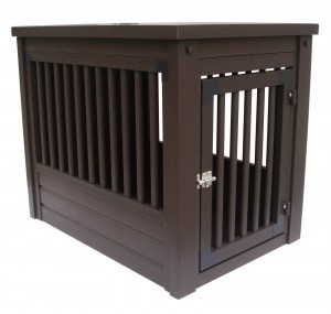 Design Dog Crate End Table - WoodWorking Projects & Plans
