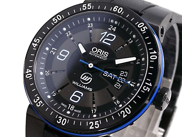 オリス ORIS 腕時計 ウィリアムズ デイデイト 73576344765R