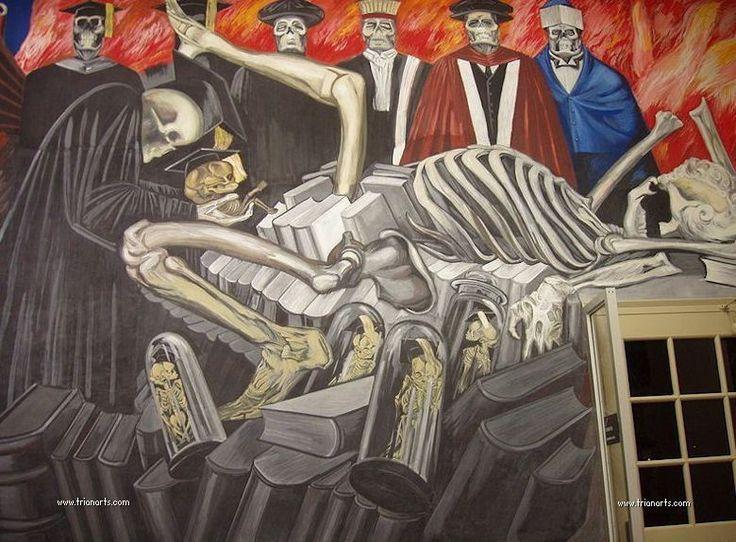 El muralismo mexicano de José Clemente Orozco