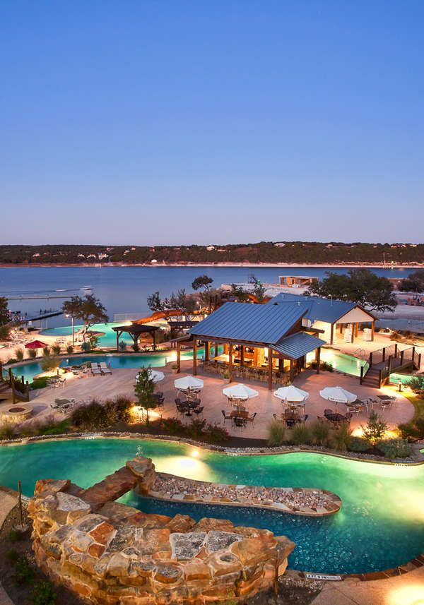 The Reserve at Lake Travis Basking by the Banks of Glistening Lake Travis          $229