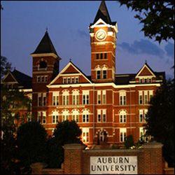 Auburn, AL- Auburn University  hometown
