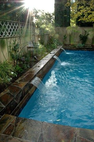 28 Best Images About Swimming Pools On Pinterest Fire Pits Shelves And Cocktail Tables
