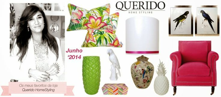Favorite Objects at Querido Homestyling Store * Favoritos da Loja Querido Homestyling