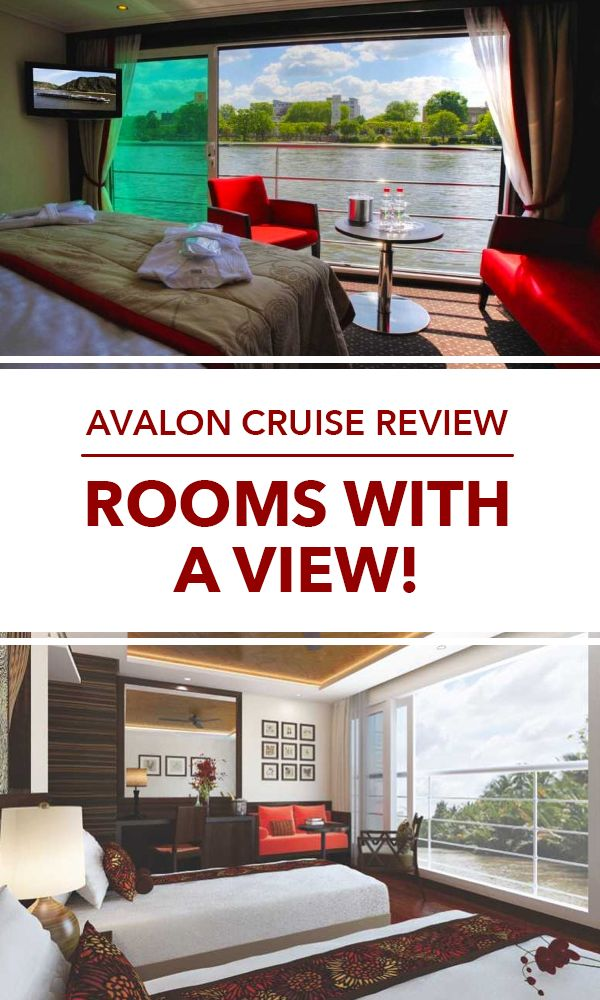 Can your bed's placement in your stateroom make a difference in your river cruise experience? Avalon Waterways thinks so, which is why the line touts its staterooms as having the best views on the rivers. Check it out!