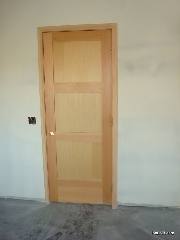Door Trim Styles Panel Vertical Grain Fir Doors With 2 1