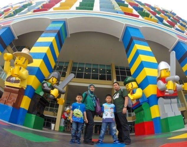 Masih ingat cerita kami mengenai kunjungan pertama ke Legoland Malaysia ?  Sebagai family backpacker , kami memilih menginap di Thistle Hot...
