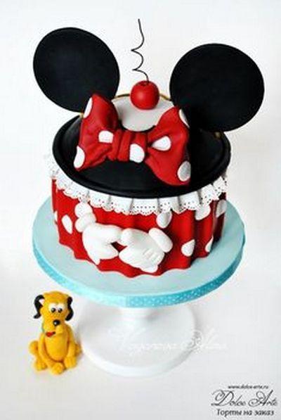 "Торт ""Микки и Минни Маус "". (подборка) | 106 фотографий | ВКонтакте"