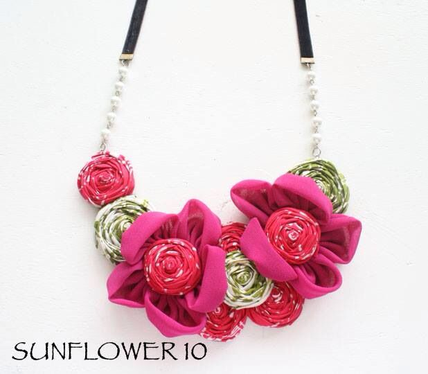 handmade batik accesories