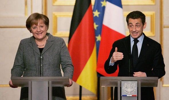 Merkel's petit four: How Germany has influenced France's presidents from Chirac to Macron - http://buzznews.co.uk/merkels-petit-four-how-germany-has-influenced-frances-presidents-from-chirac-to-macron -