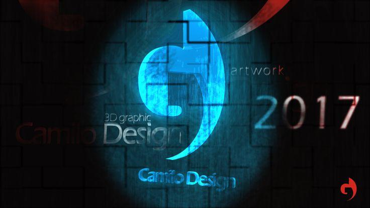 2017 - Nuevos diseños + personajes Camilo Design - 3D graphic & arwork