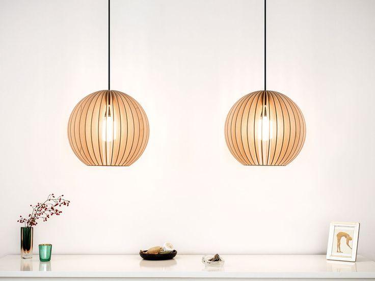 aion holz lampe birke natur - Luxus Hausrenovierung Installieren Perfekte Beleuchtung