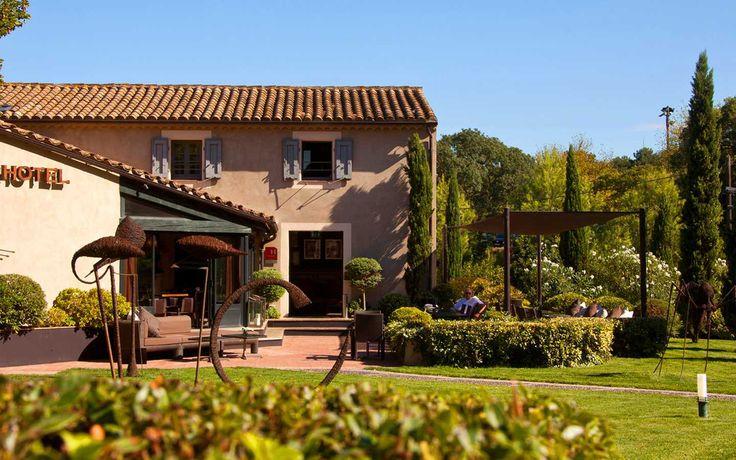 ~ Hotel Carcassonne   Hotel du Chateau, 4 etoiles, Aude, Spa