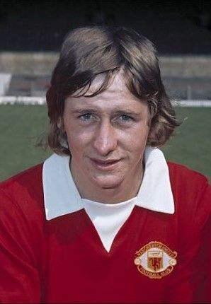 Gerry Daly Manchester United 1973