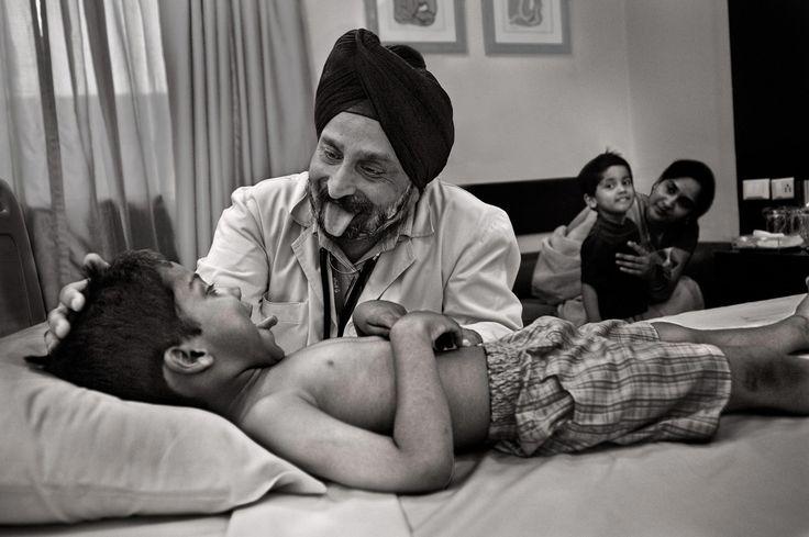 Steve McCurry  - Delhi, India