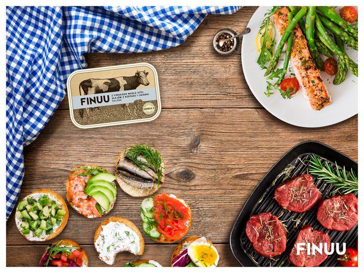 Do smarowania, pieczenia czy smażenia? Do jakich dań najczęściej używasz masła FINUU? :) #finuu #finuupl #inspiracje #food #obiad #przepis #masło #finlandia #foodie #food #jedzenie #śniadanie #inspiracje #pomysly #gotowanie #pieczenie #sniadanie #obiad #Kolacja