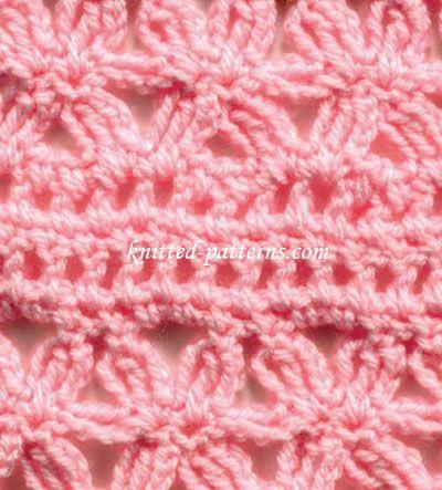 11 besten Crochet Stitches Bilder auf Pinterest   Kostenlos ...
