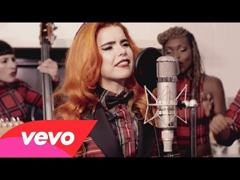 Paloma Faith's New album drops March 10. Here she is performing the first single live from her own kitchen.    Paloma Faith - Can't Rely on You (Live from the Kitchen)