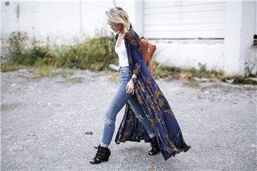 Moda bloguera: chaquetas largas