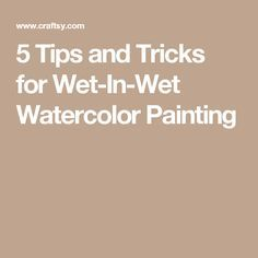 Best 20 watercolor painting tutorials ideas on pinterest for Watercolour tips and tricks