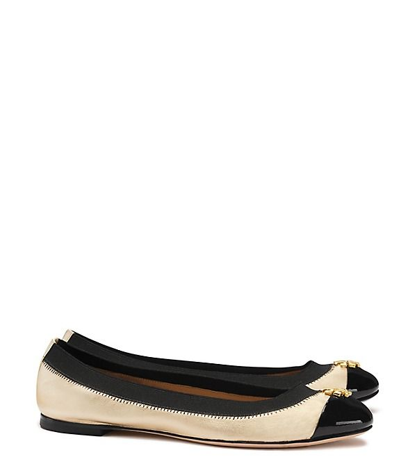 Visit Tory Burch to shop for Jolie Metallic Two-tone Ballet Flat and more  Womens Ballet Flats. Find designer shoes, handbags, clothing & more of this  ...