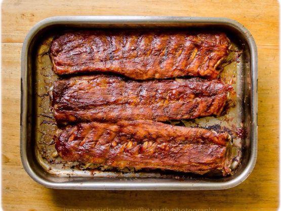 Make and share this Bobby Flay's Rib Rub recipe from Food.com.