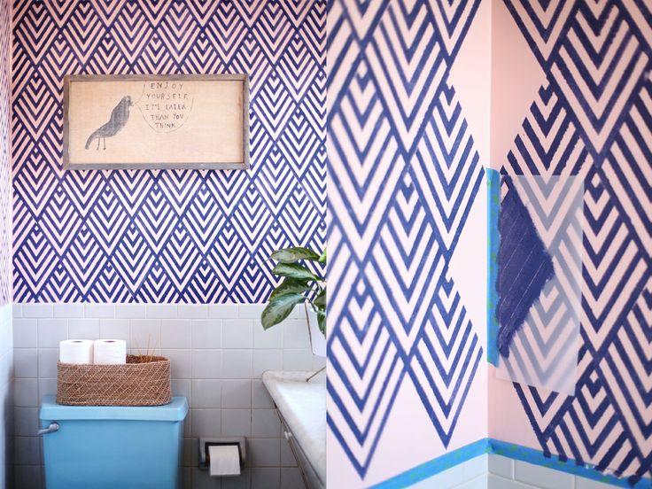 12 Besten Wanddeko Bilder Auf Pinterest | Wandgestaltung Mit Farbe