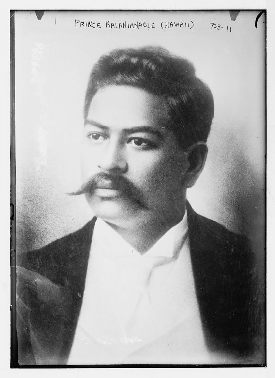 Prince Kuhio of the people