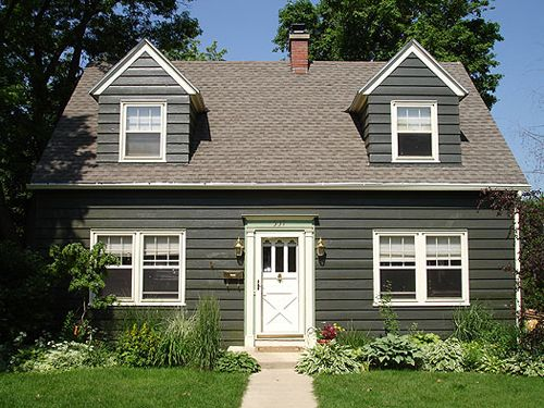 25 best ideas about clapboard siding on pinterest home for Cape cod siding ideas