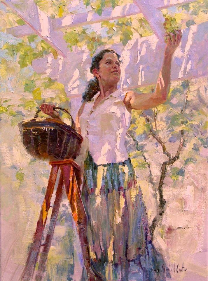 "John Michael Carter - USA ""Grape Arbor"""